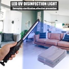 5W 30 Lamp Bead Manually Adjust UV Portable Household Anti-Mite USB Charging Portable Mobile Room Violet Light Disinfection Sterilization Lamp ZC001312