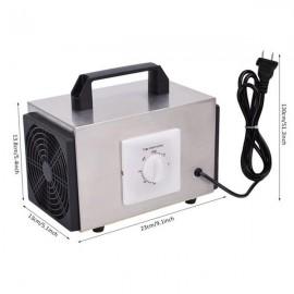 110V 10g Mechanical Knob Timing Ozone Air Purifier 5.5±0.5KV/ Ozone Output 10g/h
