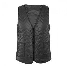 Adjustable USB Heating Sleeveless Coat Men Women Winter Warm Vest Jacket S