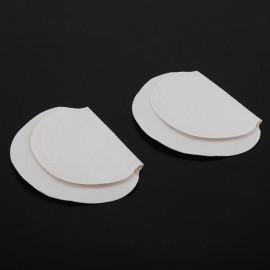 25 Pairs Disposable Underarm Sweat Pads Armpit Deodorant Antiperspirant