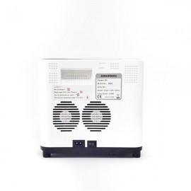 GRUNDIG portable oxygen generator oxygen flow adjustment range of 1-6L/min for home life and car travel 90% high-concentration oxygen machine (white)