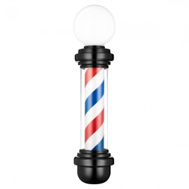 "32""Hair Salon Sign Light LED Light US M338D Black"